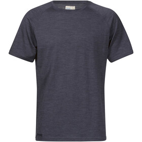 Bergans Sveve T-Shirt in lana Uomo, nightblue mel